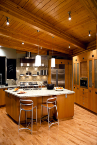 Pine Wood Ceilings
