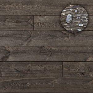 rustic brown barnwood