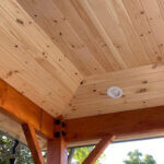 natural clear tongue and groove boards